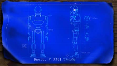 Robot Blueprint by Fin-Fin-Fin-Fin