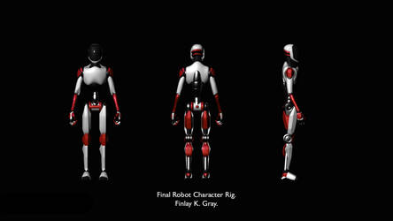 Final Robot by Fin-Fin-Fin-Fin