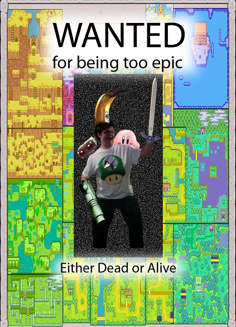 Post your picture thread Epic_Wanted_Poster_by_Hatakraa