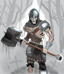 Skeleton Knight1