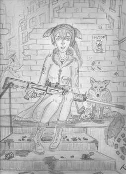 Foxgirl Warfare