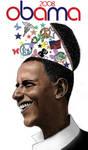 Barack Obama poster 2008