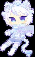 [CLOSED] Milk Iced Tea Adopt - Tealicious Felime by ku-rou