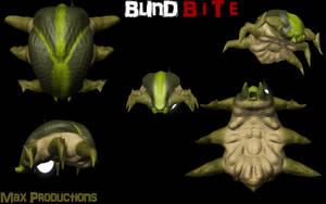 Blind Bite by ninjatogo
