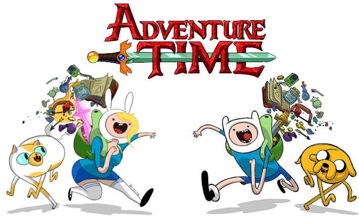 Adventure time by TheSpiderAdventurer