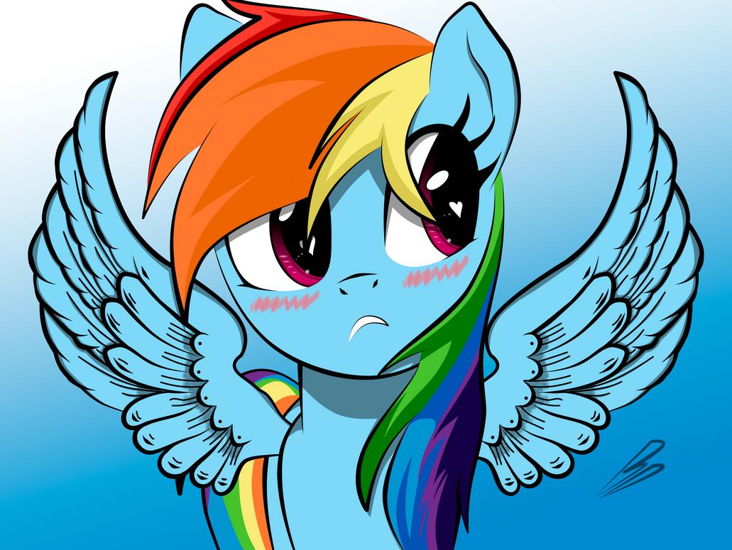 cute wingboner by BaroqueDavid