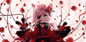 Kira Red Version + SPEEDPAINT!