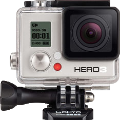 Gopro Hero 3 White Png GoPro HERO3 White Icon by