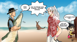 How to Speak Australian by Doodleholic