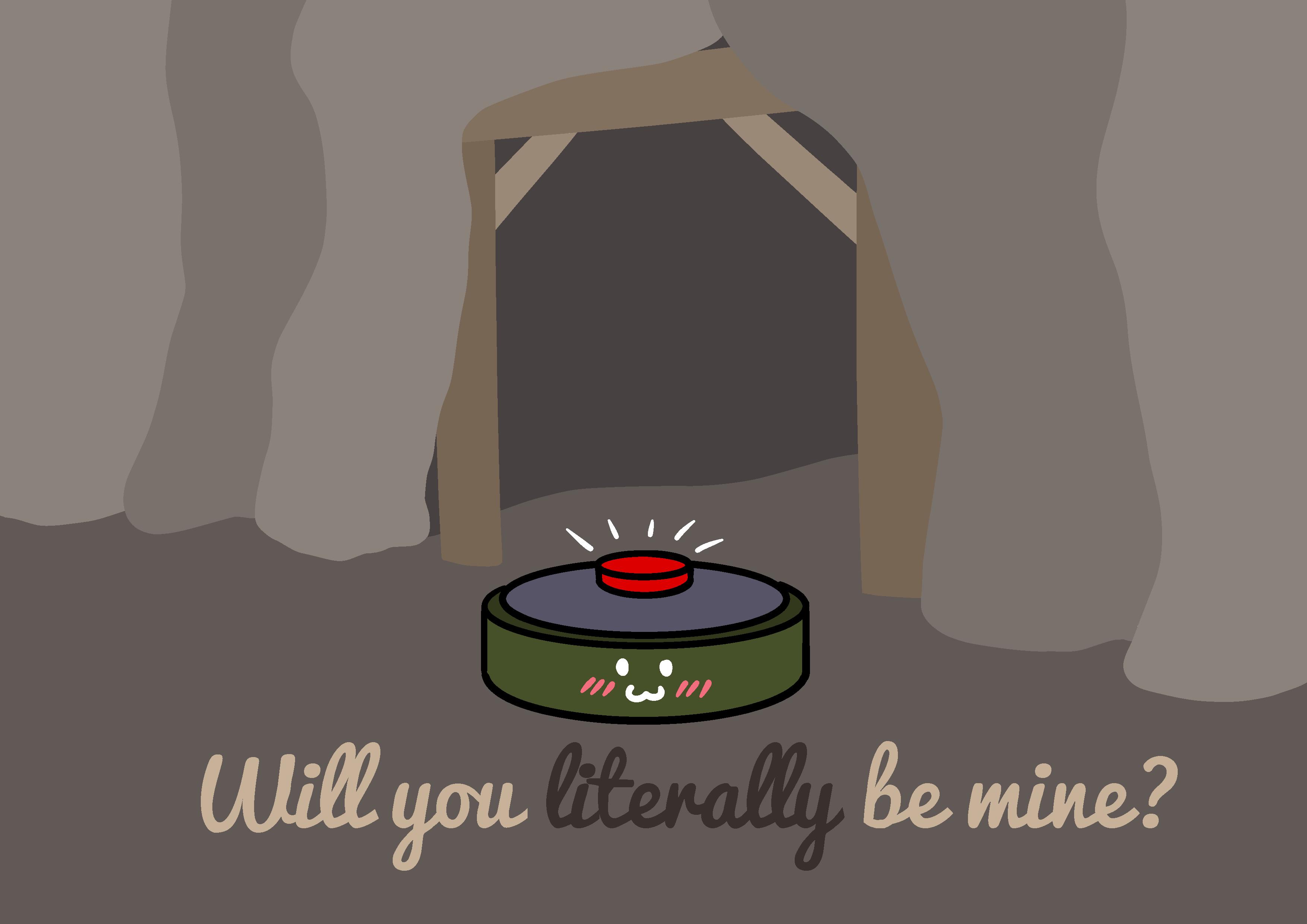 Literally Be Mine 3 by Alenonimo
