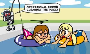Mallory - Bad Pool Error