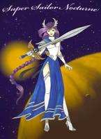 Sailor Noctune for OSI 2011 by FallenAngelAraya