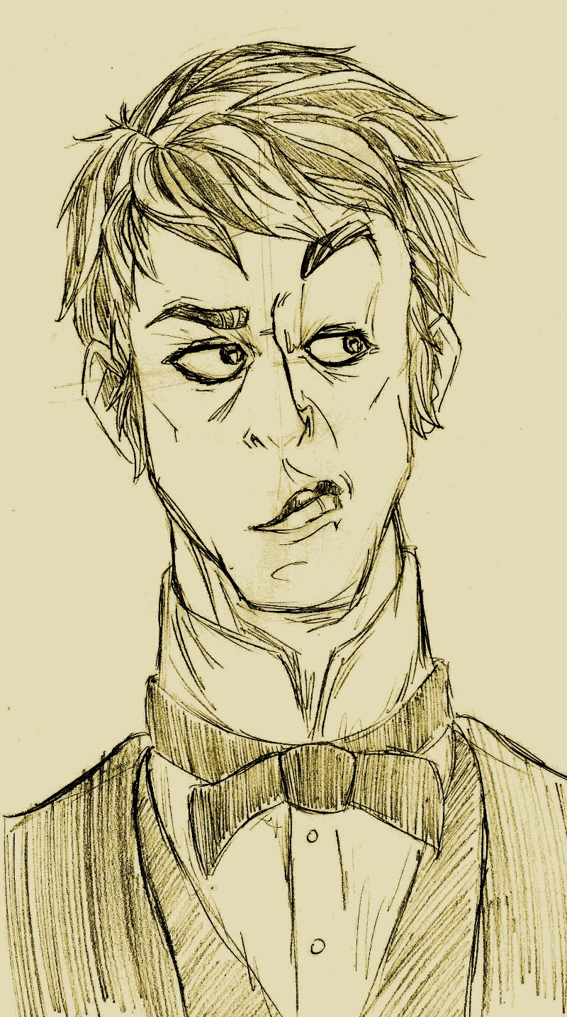 Doctor Jekyll by Tom-the-S