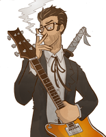That Six String Swagger by Tom-the-S