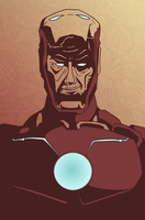 Iron Abe Lincoln by Tom-the-S