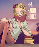 The Librarian by Tom-the-S