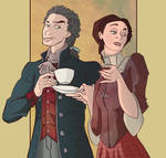 Cool Kids, Thomas And Martha Jefferson