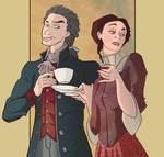 Cool Kids, Thomas And Martha Jefferson
