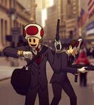 Toadstool Mafia by Tom-the-S