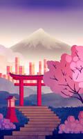 A Season in Japan