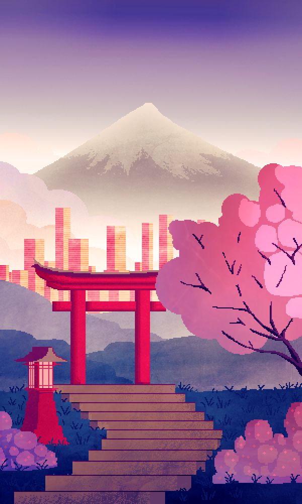 A Season in Japan by Tom-the-S