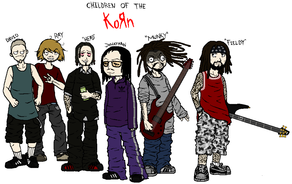 Children Of The KoRn by maxviolence on DeviantArt