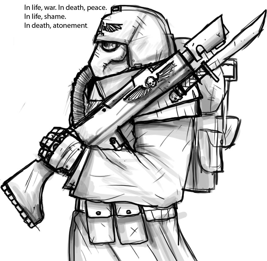 Death Korps of Krieg by maxviolence on DeviantArt