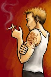 Joffrey as a modern day Douchebag