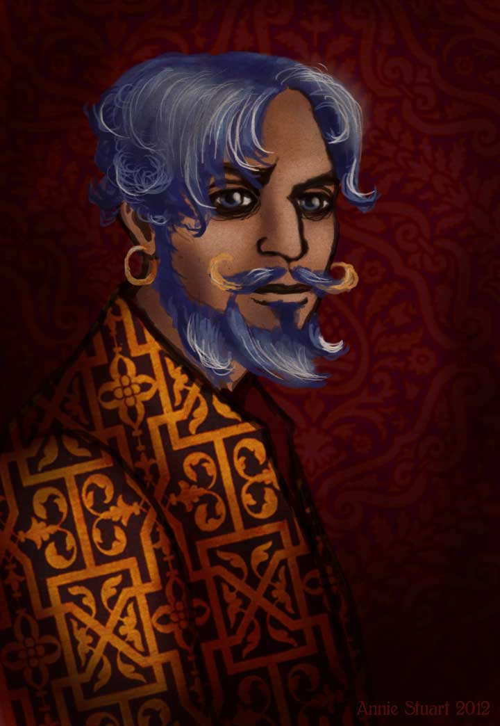 Daario Naharis by Annie-Stuart