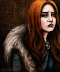 Sansa Stark by Annie-Stuart