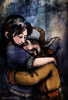 Hug for Bofur by Annie-Stuart