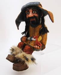 Bofur the Toymaker - OOAK Figurine