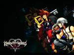 [Kingdom Hearts 3D]Sora and Riku Wallpaper