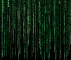 [The Matrix]Digital Rain