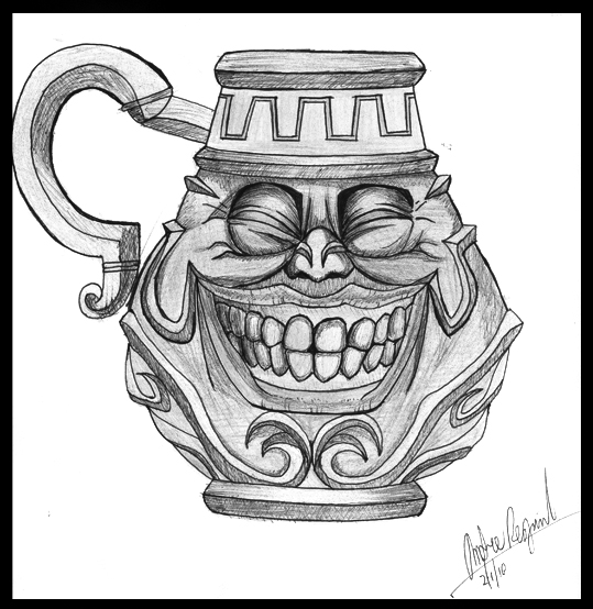 Pot Of Greed By Areguil On DeviantArt