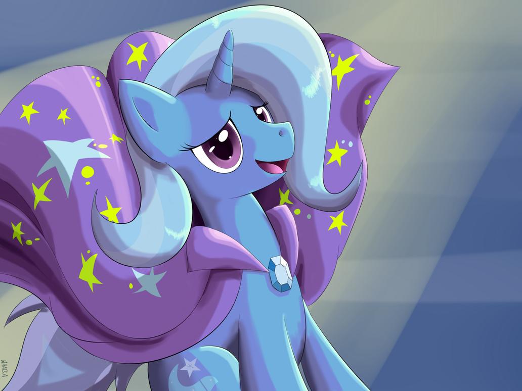 Trixie's Ovation by Whatsapokemon
