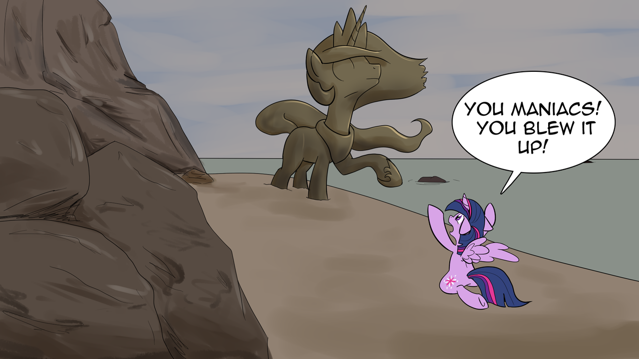 They blew it up! - NATGIII day 26 by Whatsapokemon