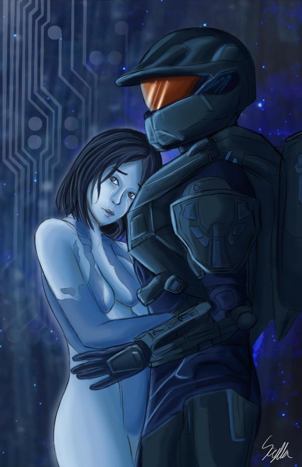Halo 4: Embrace by Scylla812