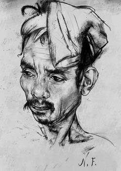 Balinese Man - Mastercopy