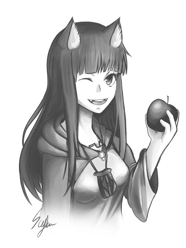 Horo - Spice and Wolf by Scylla812