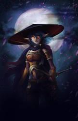 Morra - Kensai Warrior by Scylla812
