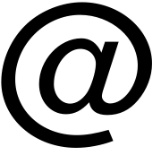 Resultado de imagen de arroba png