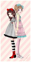 gothic and lolita D