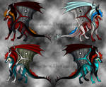 Dragon adoptables CLOSED