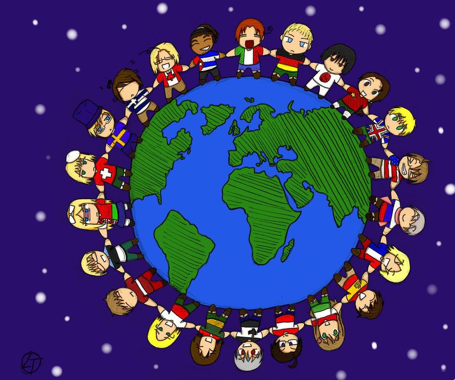 diversity in the world essay