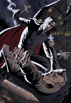 Hammer Horror by RobWSales