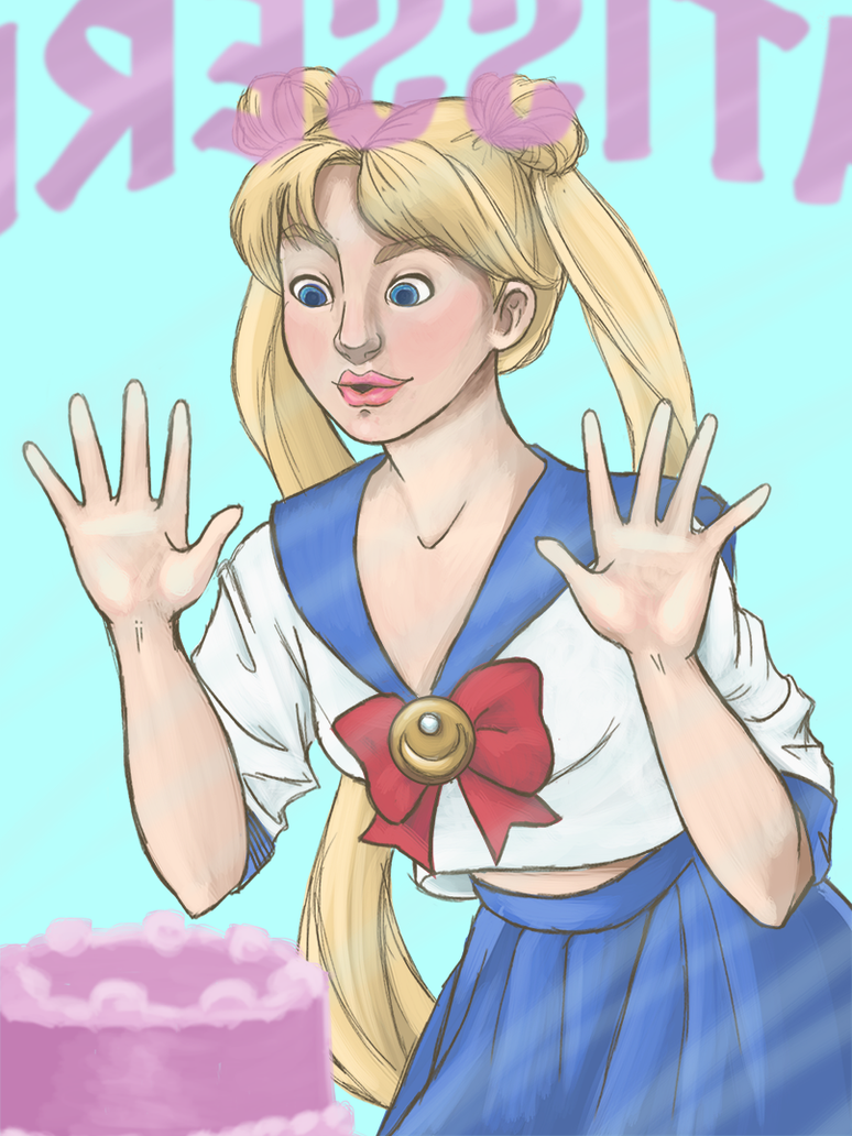 Usagi by ShimmerStar