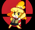 we out here drawin isabelle