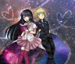 Speck and Yuuto