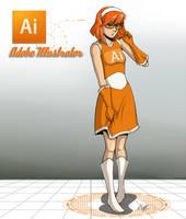 Adobe Illustrator by yorikitsune